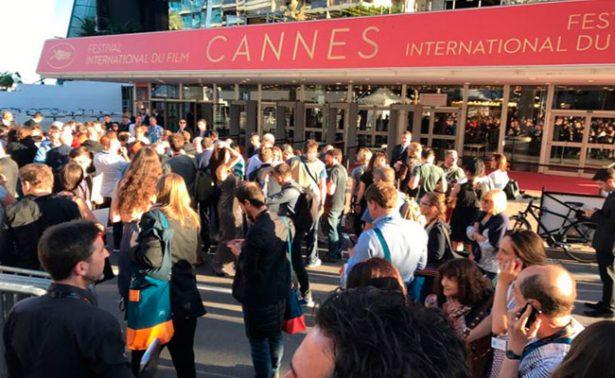 Evacúan el Palacio del Festival de Cannes por falsa alarma de bomba