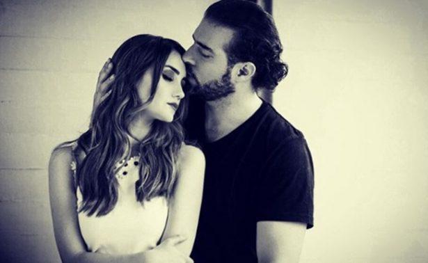 Dulce María y Paco confirman su amor