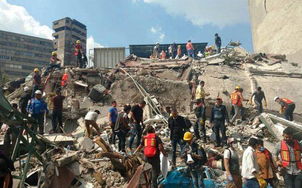 Terremoto en México ha cobrado 61 vidas; hay severos daños materiales