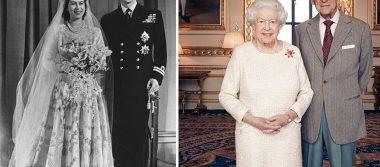 Un amor con mucha historia: reina Isabel y príncipe Felipe festejan su 70 aniversario de boda