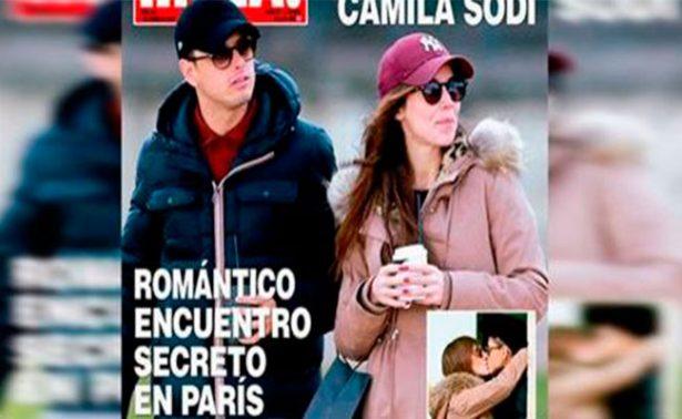 Chicharito Hernández reencuentra el amor en… ¡Camila Sodi!