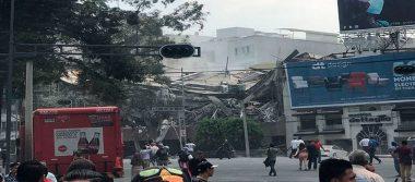 Sismo de 7.1 grados también deja afectaciones en estados del país