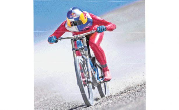Markus Stöckl desafía la velocidad