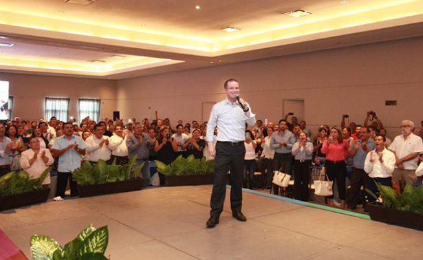 Ricardo Anaya propone hacer un spot; es un cínico, dice Margarita Zavala