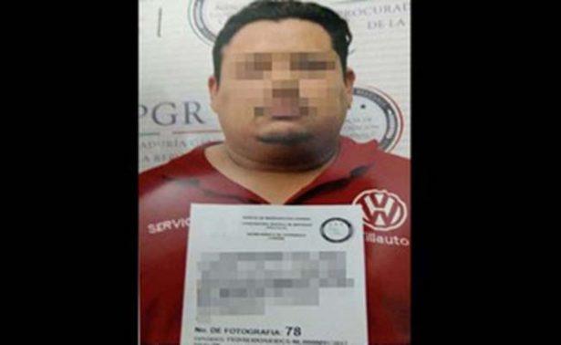 Dan prisión preventiva a El Cochi; ingresa a penal de Durango