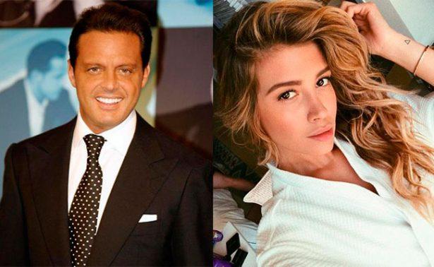 Michelle Salas comparte foto con su papá Luis Miguel