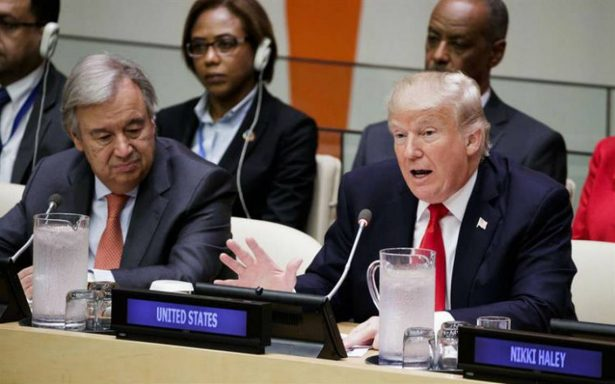 """Trump advierte nuevas medidas si Venezuela sigue ruta de """"autoritarismo"""""""