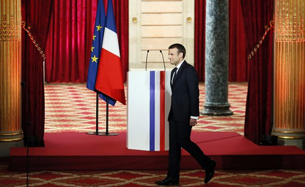 ¿Por qué Macron aspira a ser un presidente jupiteriano?