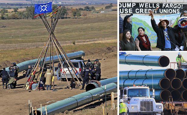 Ejército de EU prevé permitir construcción de oleoducto en Dakota del Norte