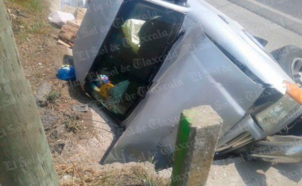 Madres… se accidentan en Tlaxcala