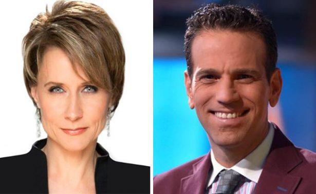 ¿Se va Maerker y entra Loret en noticiero de Televisa?