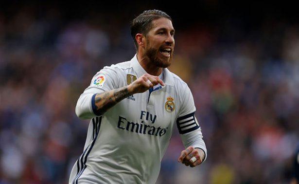 Orgulloso Sergio Ramos, por cumplir 500 partidos con Real Madrid