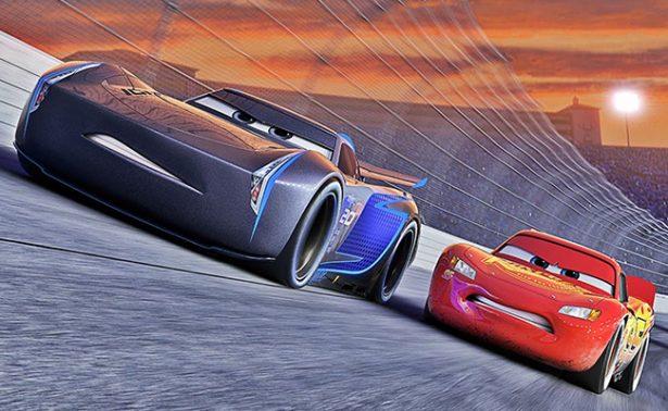"¡A toda velocidad! ""Cars 3"" rebasa a ""Mujer Maravilla"" en taquilla de EU"