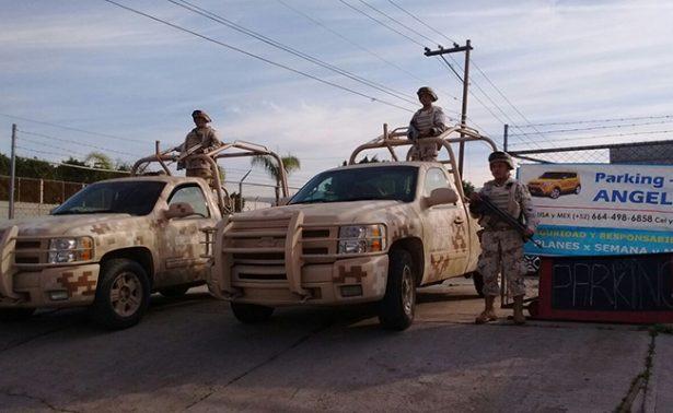 Narcos en México recurren a túneles por efectividad del muro: EU
