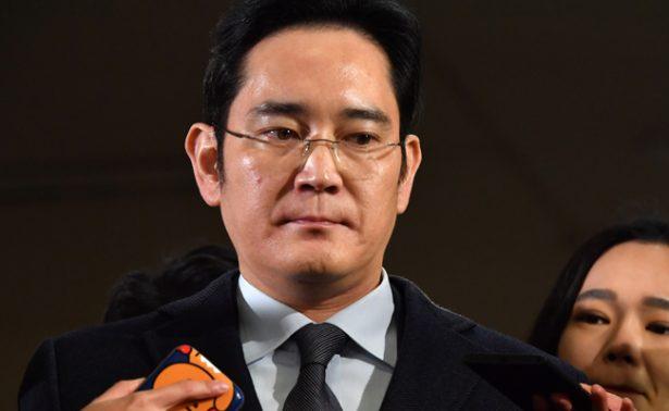 Interrogan a jefe de Samsung en audiencia a puertas cerradas sobre orden de arresto