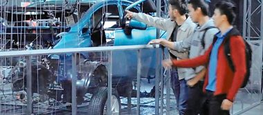 Proveedor de autopartes amplía sus labores en Puebla