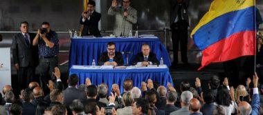 Congreso opositor elige jueces para sustituir a tribunal afín a Maduro