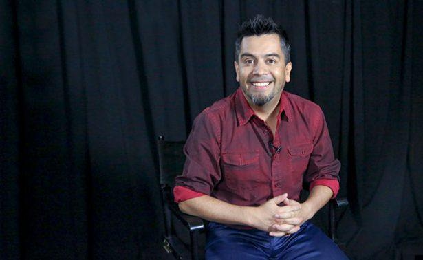 Carlos Espejel creció sin traumas gracias a su padre