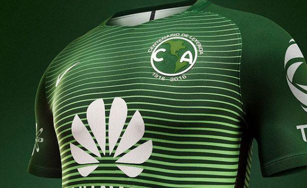 América sorprende con su tercer uniforme en color ¡verde!