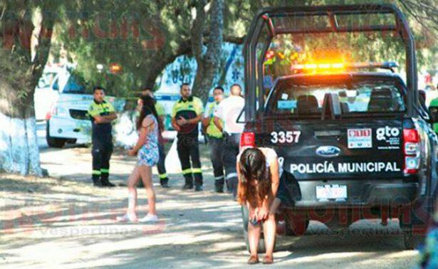 Matan a tres pasajeros en camión de Guanajuato