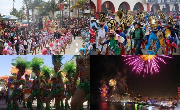 ¡Vive la temporada de carnavales en México!