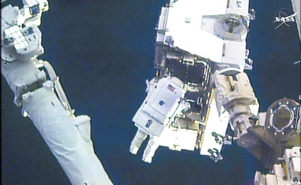 Estación Espacial, en su segundo aire