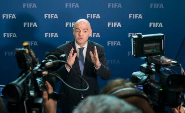 Mundial de futbol del 2026 se jugará con 48 selecciones