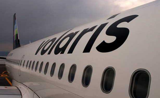 Volaris reporta alza en movimiento de personas
