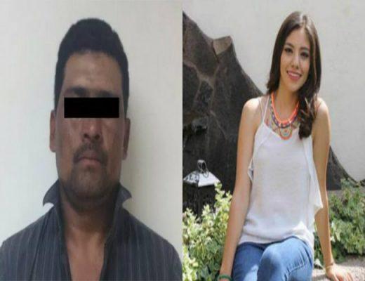 Detienen a otro implicado en homicidio de Andrea Athié
