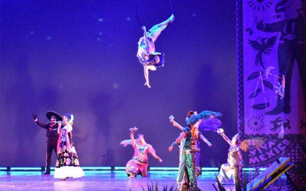 Engalana Ballet Folclórico del Estado de México segunda jornada del FIC
