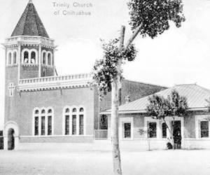 Urbanización, Iglesia Metodista, los Noroeste y la Comandancia