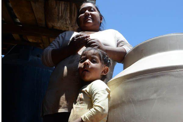 Denuncian falta de agua en colonias del norte de la ciudad