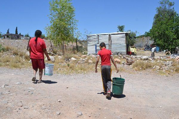 Decenas de colonias registran escasez de agua en gran parte del día