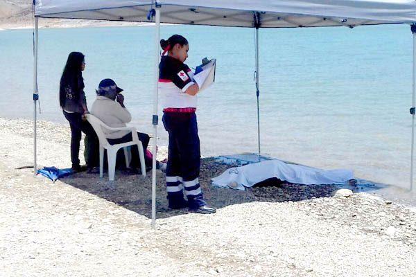 Tragedia en día de campo, dos menores ahogadas en El Granero