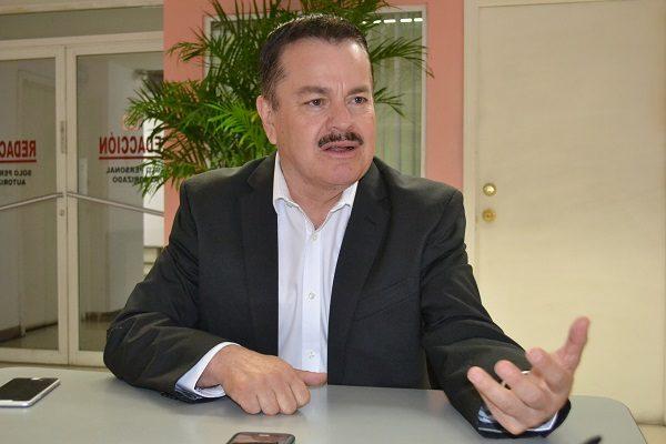 Tras asegurar diputación, Mario Vázquez regresa a dirigencia del PAN