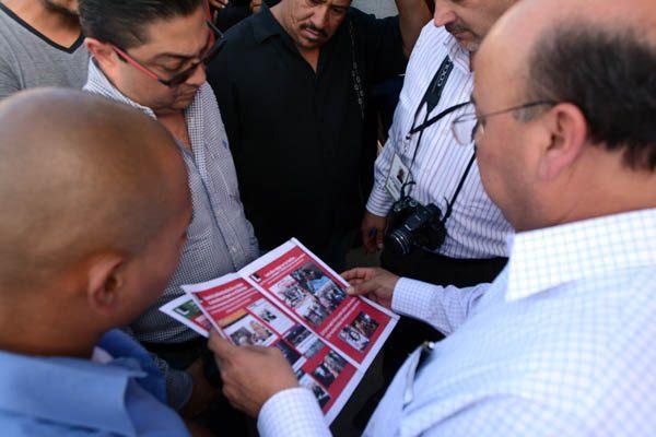 "Localizan propaganda ""negra"" contra Lucía Chavira"