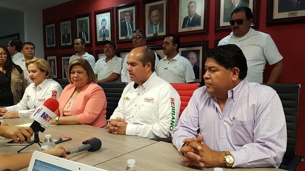 "CROC descarta apoya a ""Chacho"" Barraza"
