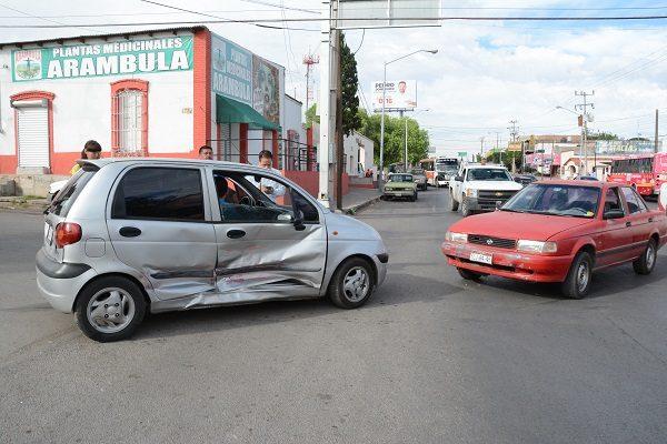 En aumento accidentes viales a pesar de fotomultas