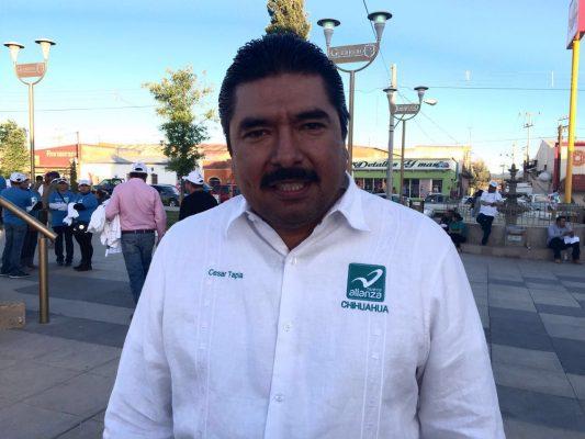 """""""Vulgares cochinadas"""" califica Nueva Alianza guerra sucia del PAN"""