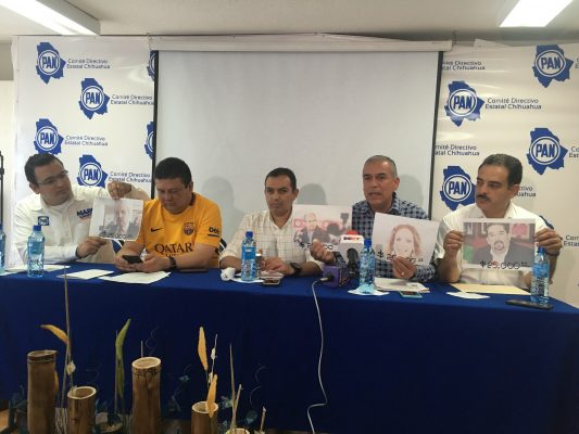 Se deslinda PAN de publicidad contra Maru Campos