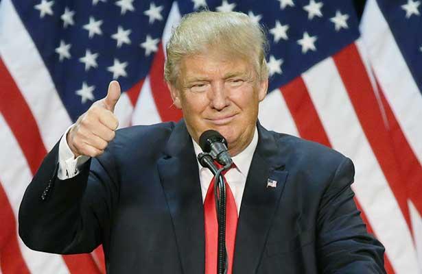Alcanza Trump número mágico para conquistar candidatura