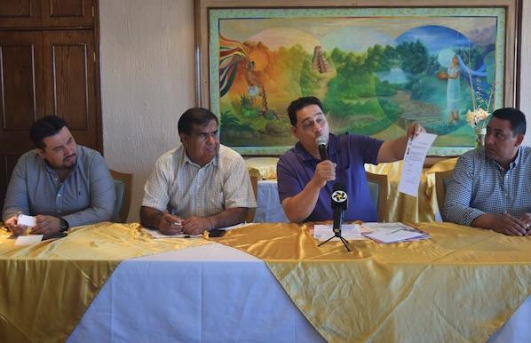 Llama Manuel Narváez a otros partidos, sumarse a su proyecto