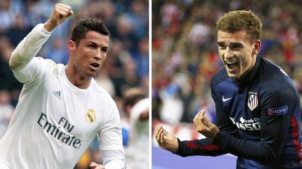 Inicia final de la Champions 2016 Real Madrid y Atlético Madrid