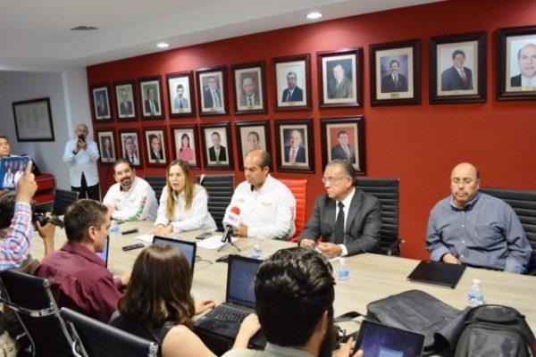 PAN y Javier Corral han realizado una campaña de odio en contra del PRI: Guillermo Dowell.