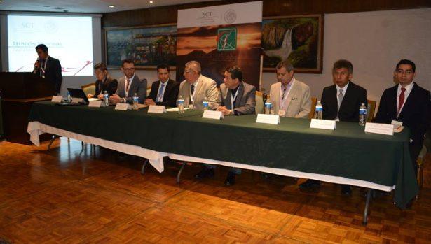Realiza SCT en Chihuahua Reunión Regional para analizar normatividad en infraestructura