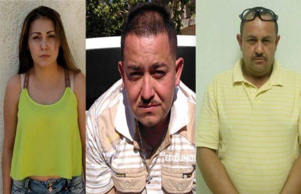 Detiene Policía Estatal a tres narcomenudistas que operaban al norte