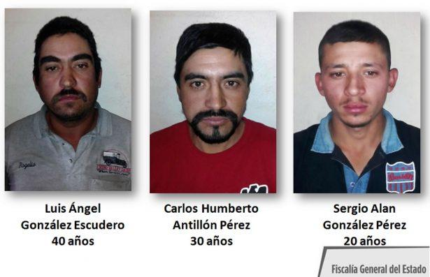 Detienen a ocho por realizar tala clandestina en Bocoyna
