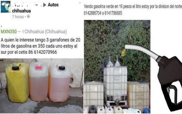Comienza la venta de gasolina a 16 pesos por ciudadanos