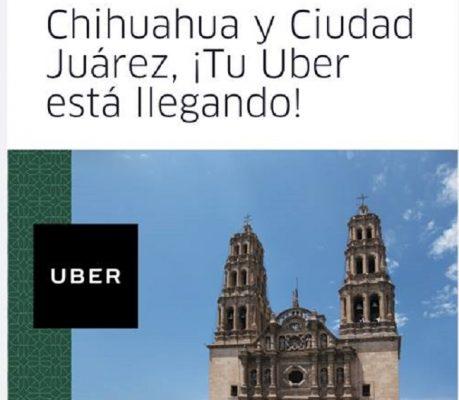 Llega UBER a la ciudad; aquí los precios por servicio