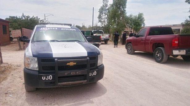 Armados se llevan a un sujeto de la carretera a Juárez